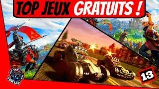 TOP JEUX GRATUITS 2019 #13 - Une sélection de jeux Free to Play pour PC !