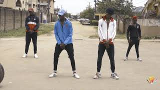 Olamide- Motigbana (kpakujemu dance video) by dance360africa