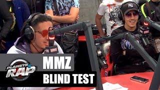 MMZ - Le blind-test #PlanèteRap