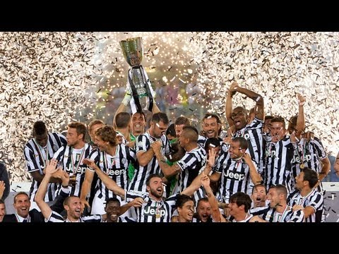 Supercoppa, Lazio-Juventus 0-4 Highlights