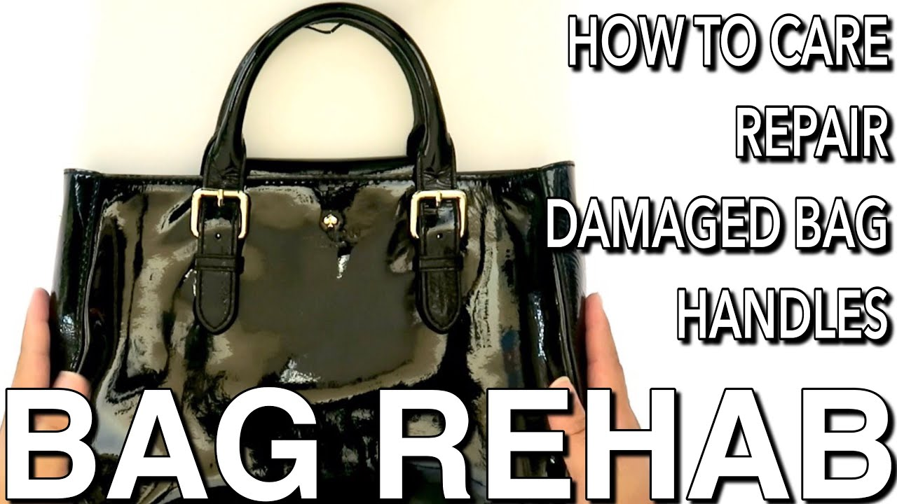 How To Repair Damaged Or Broken Bag