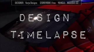 Horizon | Design Timelapse | Superman - Man of steel