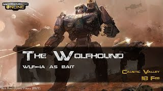 [BRxV] The Wolfhound WLF-1A as bait - 18 Feb