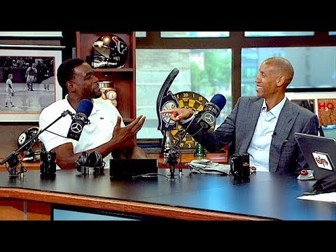 Reggie Miller & Chris Webber Talk Fab 5, LeBron & More w/Dan Patrick | Part 3 of 3 | 6/26/18