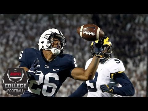 online store 76c5e cde9c Michigan vs. Penn State: Best rivalry games | NCAA Football Classics