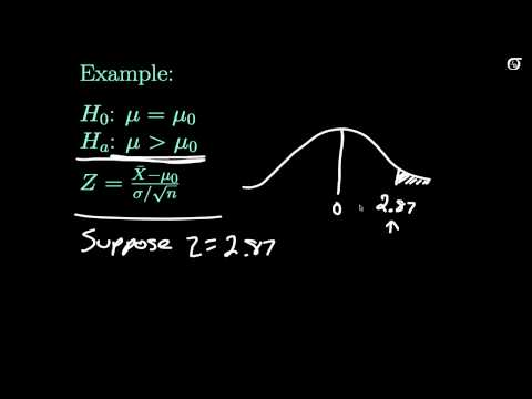 What Is P Value How To Calculate
