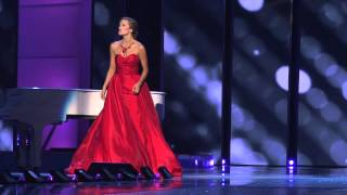 Watch Miss Georgia's winning opera performance at Miss America 2016
