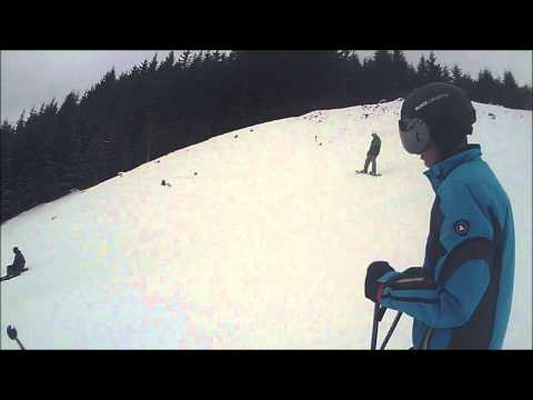 Hinterglemm Saalbach 2015 Two faces of