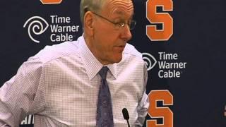 Jim Boeheim addresses Bernie Fine allegations