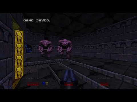 Good Night and Good Luck by Scwiba (The UnMaking for Doom 64 EX) |