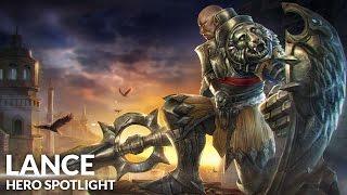 Lance Hero Spotlight