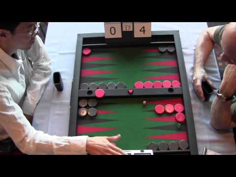 Mochy vs Georges Grünbaum 17p match  Main 3rd round - Nordic Open 2014 1/4