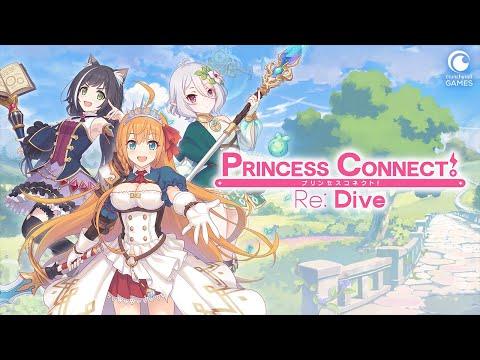 Princess Connect! Re:Dive | OFFICIAL TRAILER