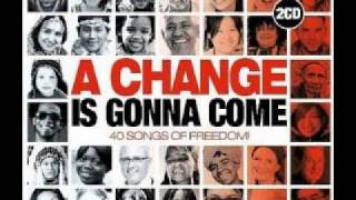 SAM COOKE A CHANGE IS GONNA COME [W/TH LYRICS] [HD]