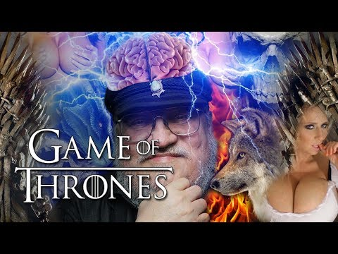 Game Of Thrones - George R.R. Martin Inspired