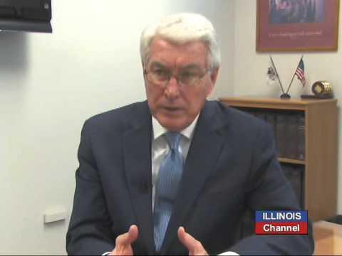 Fmr Gov Jim Edgar (R) on Budget Mess and Restoring Illinois