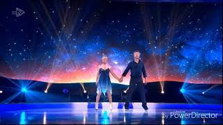Janye Torvill and Christopher Dean skating in Dancing on Ice: Final (11/3/18)