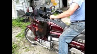 How Reverse Works on a Honda Goldwing