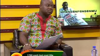 Badwam Newspaper Review - Adom TV (13-5-16)
