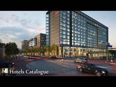 Omaha Marriott Downtown at the Capitol District - Omaha Hotel Accomodations