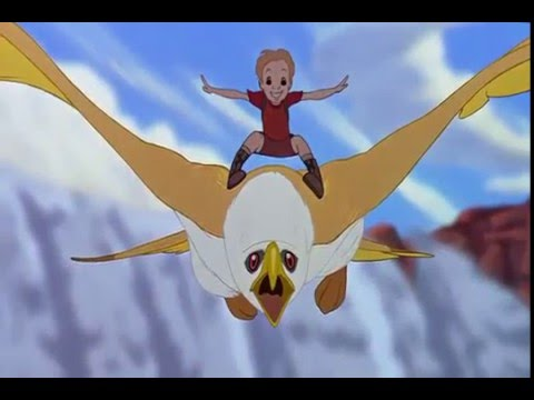 """""""Cody's Theme"""" from Disney's """"The Rescuers ~ Down Under"""""""