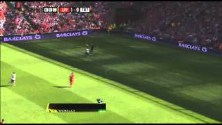 Liverpool V Tottenham Hotspur 25 05 09 MotD highlights f54
