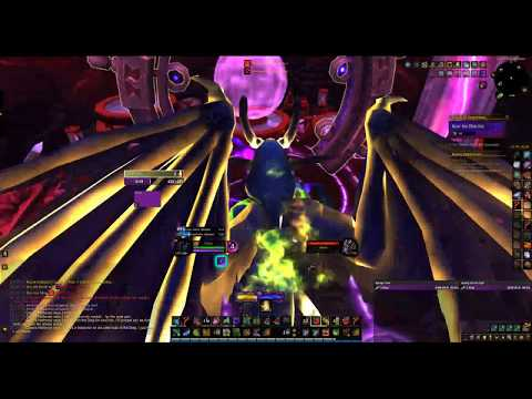 4 Mask Full Clear Horrific Vision Of Orgrimmar - Havoc DH