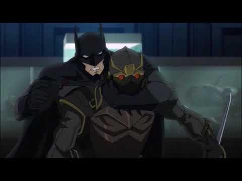 DCAMU's Batman -