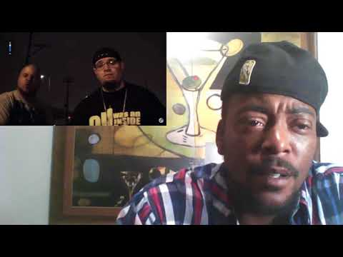 VINNIE PAZ FT BLOCK MCLOUD END OF DAYS SUB REQ|REACTION (MESSAGE IN THE MUSIC OMG)