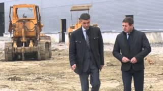 Ministrul Economiei, Stephane Bride, la Stășeni
