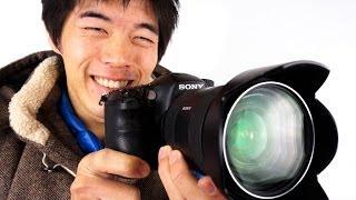 40万円カメラ α99 一年使用レポート   slt a99v