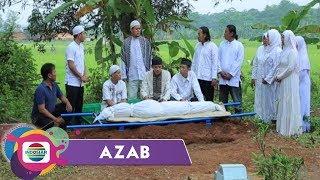 AZAB - Jasad Wanita Penyebar Fitnah Susah Dikuburkan Karena Menempel di Keranda