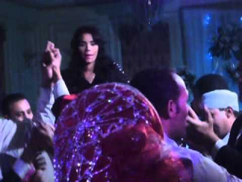 Egyptian singer Amina at wedding