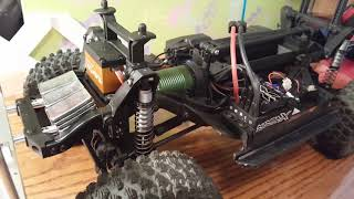 How to add weight to a Traxxas TRX 4 Non rotational weight