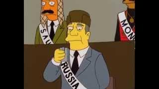 Симпсоны-курс рубля (Смешной Видео)
