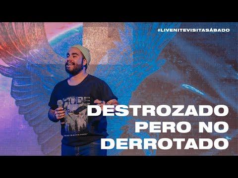 Daniel Aguilar | Destrozado pero no derrotado | Live Nite