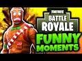 "Fortnite Battle Royale: Funny Moments! - ""50v50 MAYHEM!"" - (Fortnite BR Gameplay)"