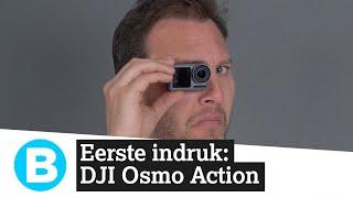 Met deze camera opent DJI de aanval op GoPro