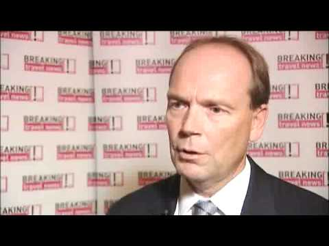 Marc Dardenne, CEO Armani Hotels & Resorts @ AHIC 2010