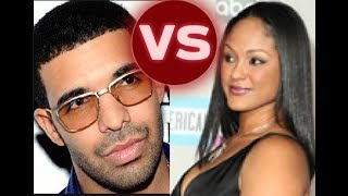 Drake CALLED OUT by Maliah Michel The Stripper 'No man can retire me I retire Myself'