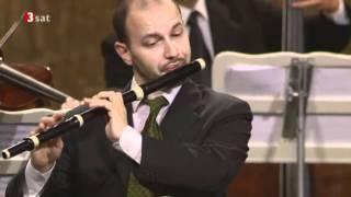 Il Giardino Armonico - Telemann - Concerto for, flute, strings in E minor PART1