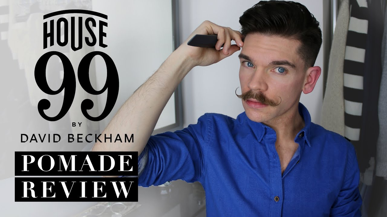 David Beckham House 99 Pomade Review