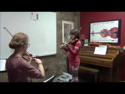 Harris Academy of the Arts | Inside Music Lessons | Violin
