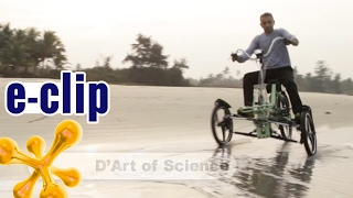 E BIKE with Pedal Power | SWAY TRIKE Full Video | dArtofScience
