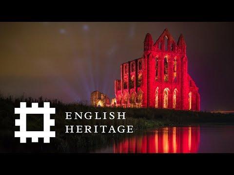 Whitby Abbey Illuminated | Wed 25 - Tue 31 Oct 2017