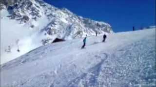 Snowboarding 3 Valleys 2010