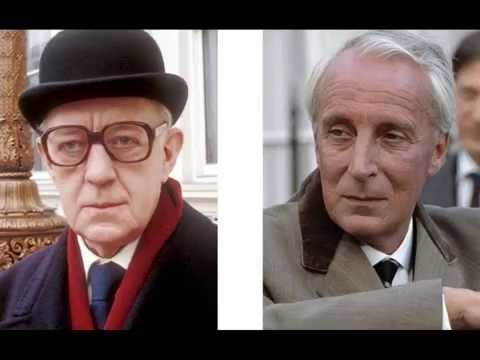 Ian Richardson on his work with Alec Guinness  Excerpt from  on ABC's Midday  2002