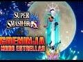 Greninja empezando modo estrella! (Difícil) -Super Smash Bros. (Wii U)