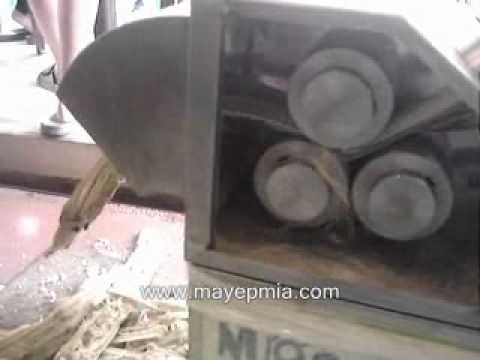 Máy ép mía siêu sạch F1-339 Phú An Lạc