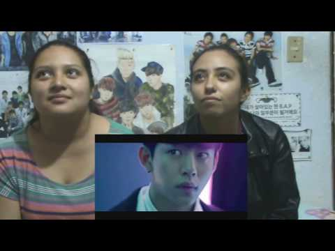 B.A.P - SKYDIVE MV REACTION
